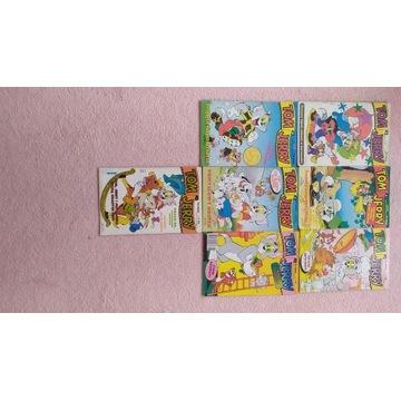 Komiks Tom & Jerry, unikat 7 numerow