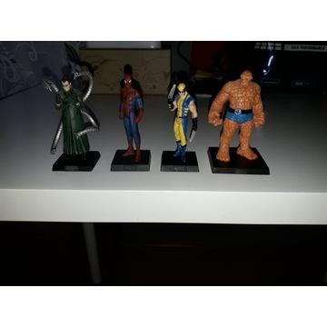 Marvel Figurki Ołowiane