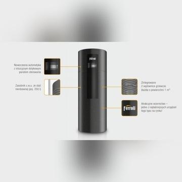 Pompa ciepła FERROLI Como Plus