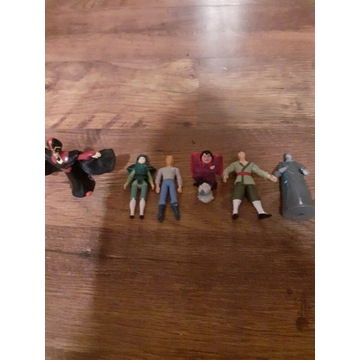 Figurki masywne 11cm
