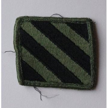 Oryginalna Naszywka USA 1 Dywizji Zmechanizowanej
