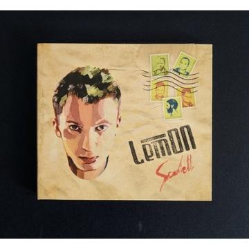 "Płyta CD zespołu LEMON ""Scarlett"""