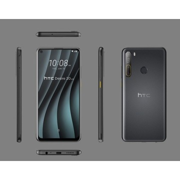 "NOWY smartfon, HTC Desire 20 Pro, dualsim, 6,5"""