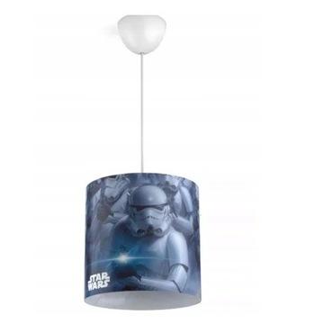 Lampa Wisząca Star Wars Philips kids pokój dziecię