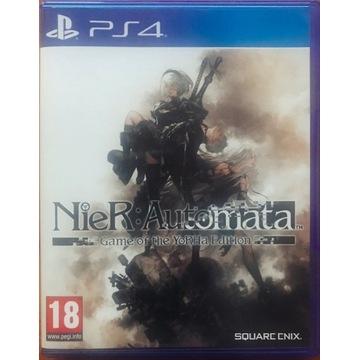 NieR Automata YoRHa edition PS4
