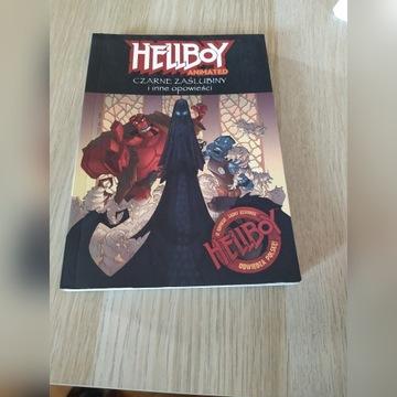 Hellboy Czarne zaślubiny