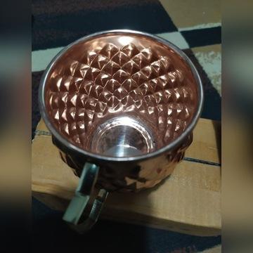 Kubek Miedziany (cooper Mug) 450ml