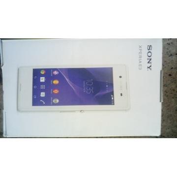 smartphone  Sony Xperia E3 NOWY