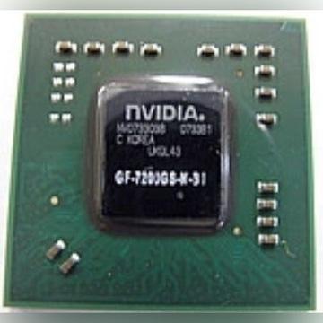 Nowy Układ Chip NVidia GF-7200GS-N-B1