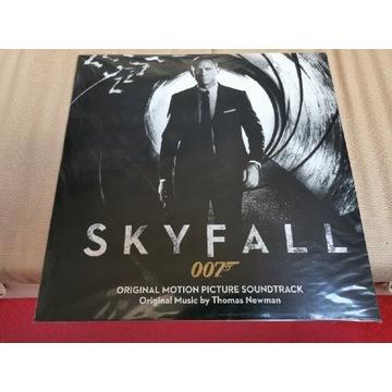James Bond Skyfall 007 2lp