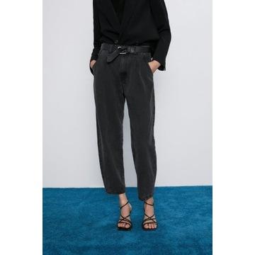 Spodnie Jeans Slouchy Zara rozmiar 36