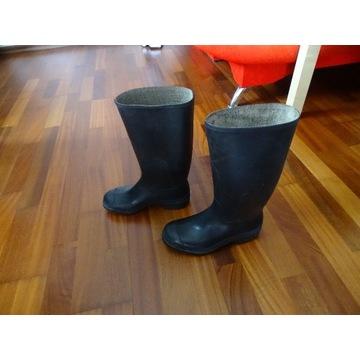 FAGUM STOMIL Kalosze gumowce buty robocze POLSKIE