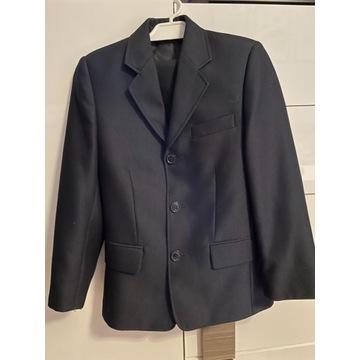 Elegancki garnitur dla chłopca roz 128