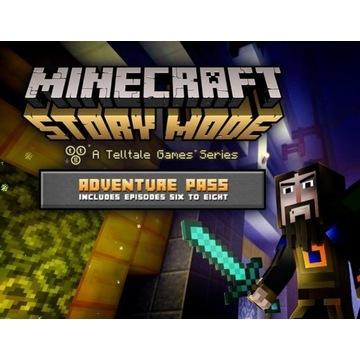 Minecraft: Story Mode - Adventure Pass KLUCZ STEAM