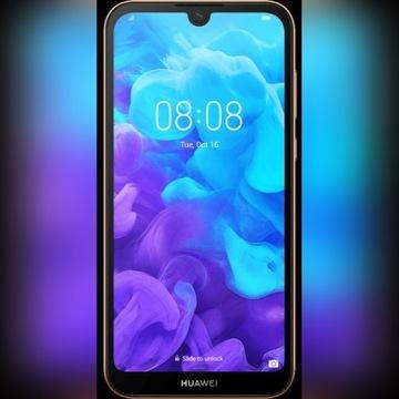 lepszy HUAWEI Y5 2019 16GB black Nowy Prezent