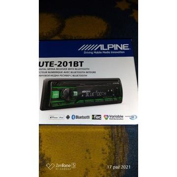 Radio samochodowe ALPINE UTE201BT + GRATIS