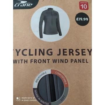 Bluza, kurtka na rower, termiczna, fitness, merino