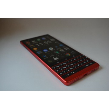 Blackberry Key2 Red 64gb/6gb śliczny BBF100-1