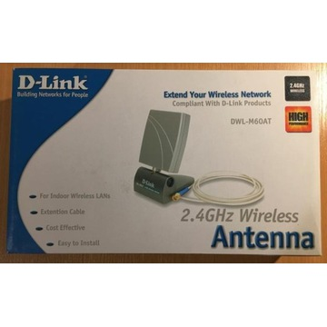 D-Link Antena WiFi DWL-M60AT