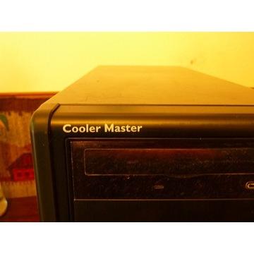 Używana wyciszona obudowa Cooler Master Sileo 500