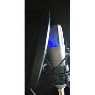 Mikrofon studyjny USB najlepszy Novox NC-1!!!!