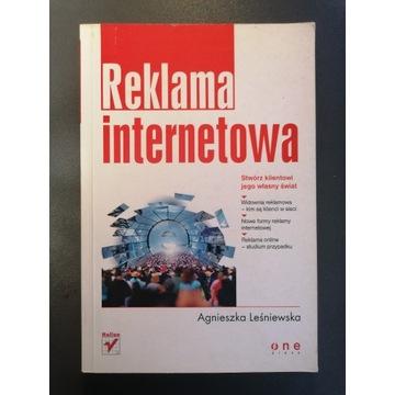 Reklama Internetowa - Agnieszka Leśniewska