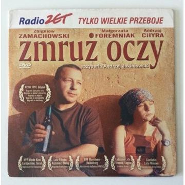 Film DVD Zmruż Oczy 2003 r. Dramat / Komedia