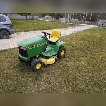 traktorek kosiarka john deere lx176 hydro Kawasaki