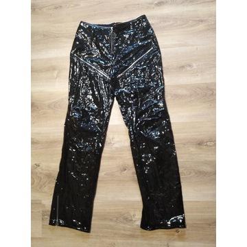 spodnie winylowe ala latex vinylowe vinyl s m