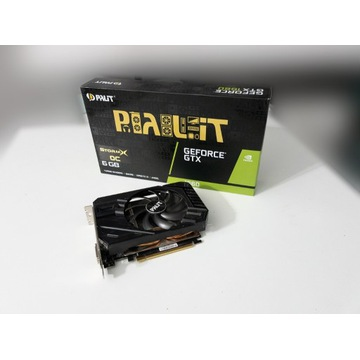 Palit GeForce GTX 1660 StormX OC 6GB GDDR5