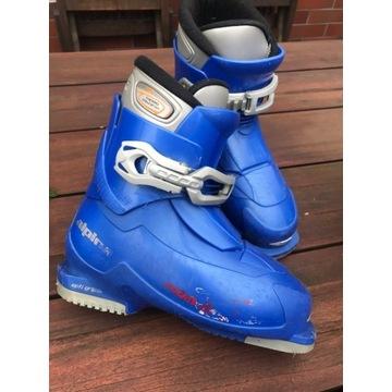 Buty narciarskie  Alpina 22.0-22.5 (roz.34-35)