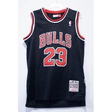 Koszulka NBA, koszykówka, Bulls, Jordan, małe L