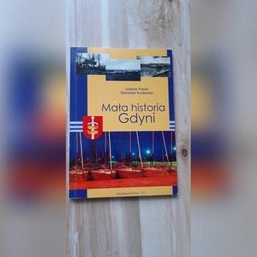 Książka. Mała Historia Gdyni.
