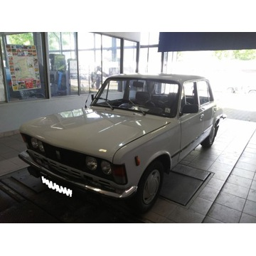 Polski Fiat 125p 1500