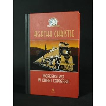 """Agatha Christie """"Morderstwo w Orient Expressie"""""""