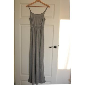 Esmara sukienka maxi szara rozm. XS