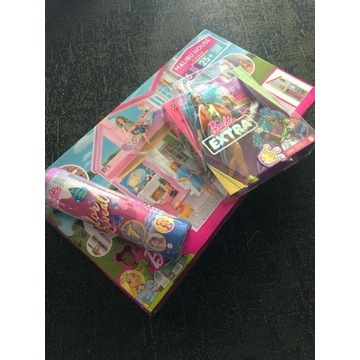 Wyjątkowy zestaw prezentowy Barbie, 3 zabawki