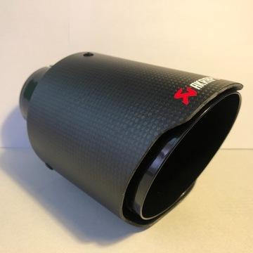Końcówka wydechu AKRAPOVIC carbon 67/101 mm