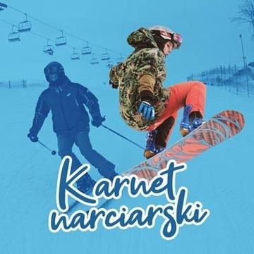 Karnet narciarski Szwajcaria Bałtowska 3 dni