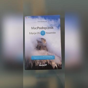 Mac Podręcznik Edycja OS X Yosemite