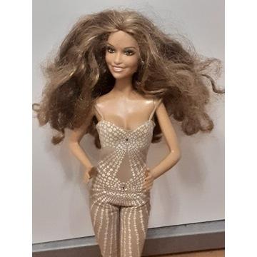 Śliczna lalka Barbie Jenifer Lopez unikat