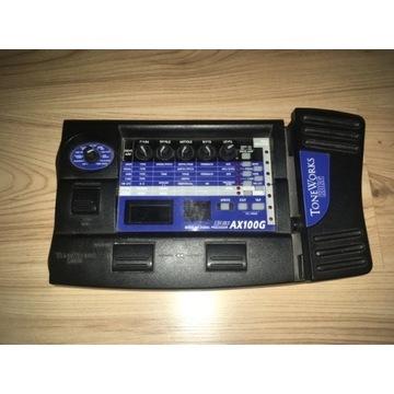 Korg AX100G multiefekt gitarowy automat perkusyjny