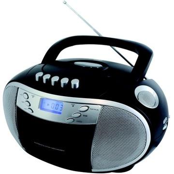Boombox Soundmaster SCD6900SW CD/MP3 AUX FM KASETA