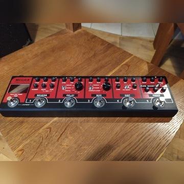Procesor Mooer RedTruck