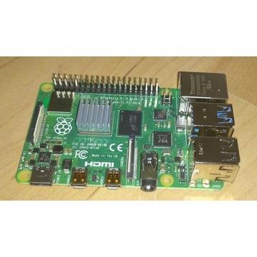 Raspberry Pi 4 B  4GB, obudowa , FV