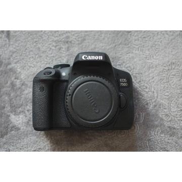 Canon 750D + 18-55 STM