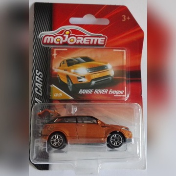 Majorette Range Rover Evoque