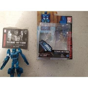 Transformers Blurr