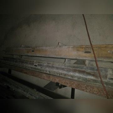 Forma na słupek betonowy