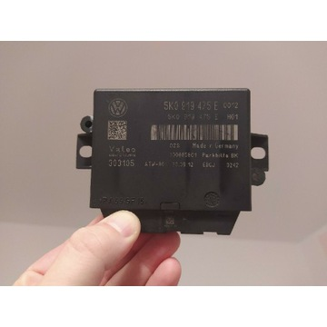 5K0919475E Moduł Sterownik PDC Parktronik